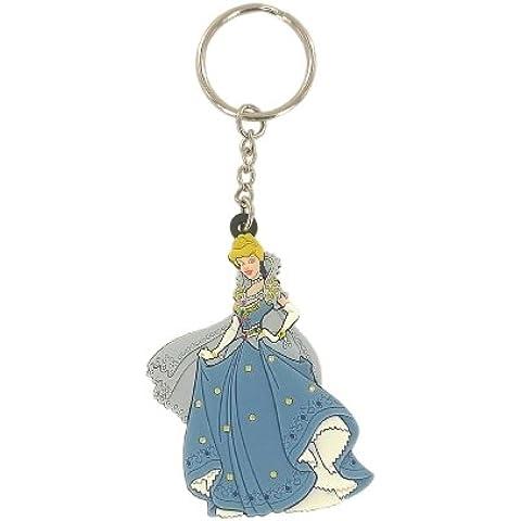 Princesas Disney - Llavero 3D Cenicienta