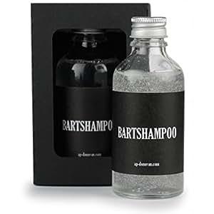 A.P. Donovan - Premium Bart-Shampoo in einer Glas-Flasche (50ml) - Seife, Reiniger, Haarspülung - Beard wash - 100% Bio-Öl - Bartpflege