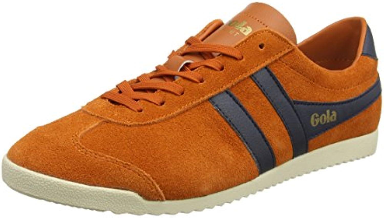 Gola Herren Bullet Suede Sneaker  Orange  Billig und erschwinglich Im Verkauf