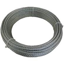 Viso CAM151/30 - Bobina de cable de acero trenzado