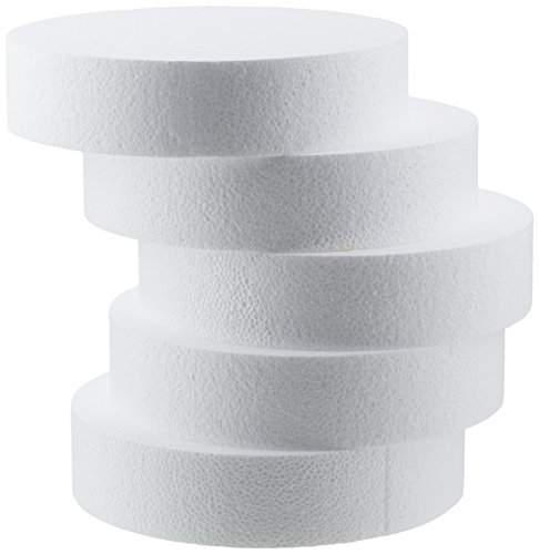 rayher-hobby-disque-polystyrene-oe-30-cm-epaisseur-7-cm-lot-de-5
