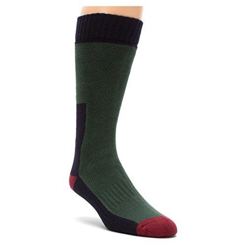 Dr. Martens Doc's Sock AC237 Green/Cherry/Red/Navy L
