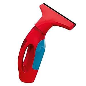 Vileda WindoMatic Window Vacuum Cleaner (UK version) - Red