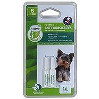 VITALVETO pipeta de insectos Bio pequeño perro controlada edencert––Juego de 2