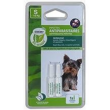 VITALVETO pipeta de insectos Bio pequeño perro controlada edencert ...