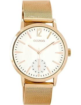 Oozoo Damen-Armbanduhr C8618
