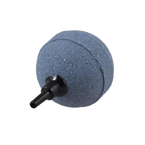 sourcingmap-pez-deposito-bola-burbuja-aire-piedras-50-mm-gris-oscuro
