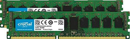 72 Pin Dimm (Crucial CT2KIT102472BD160B 240-pin DIMM-Module 16GB Kit (8GBx2) DDR3 PC3-12800 ECC Unbuff)