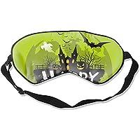 Halloween-Schlafmasken mit Geister-Augen – bequeme Schlafmaske für Reisen Nacht Mittag Nickerchen Mediation Yoga preisvergleich bei billige-tabletten.eu