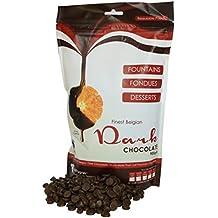 Schokolade für Schokobrunnen, Zartbitter, 900 gr - JM Posner