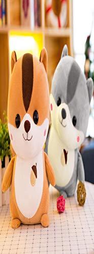 Plüschtier Schöne Weiche Eichhörnchen Tier Puppe Gefüllt Plüschtier Home Party Hochzeit Kind Geschenk für Halloween, Kinder und Erwachsene ()