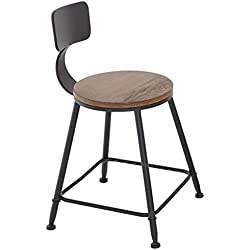 Ensemble De 3 Chaises De Comptoir Mobilier De Bureau à Domicile Industriel Moderne Tabouret De Bar Make Up Chaise De Loisirs Tabouret De Bar IntéRieur ExtéRieur Style Simple