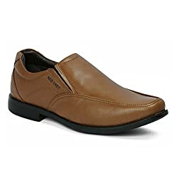 Red Chief RC21054 006 TAN FORMAL SHOES - 8 (UK/India)