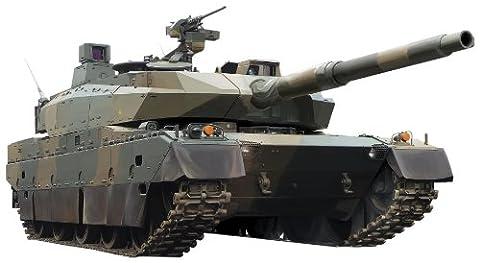 JGSDF Type-10 Tank (Plastic model) 1/72