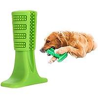 G-Hawk® Perro Cepillo de Dientes Palo Juguete de Seguridad Goma Perro Diente Cepillado Limpieza Chew Brush Juguete Mascotas Molares Mordida