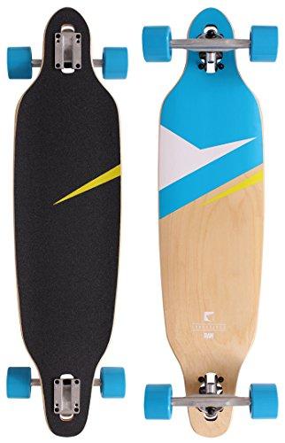 RAM LOKZ MINI Longboard 2015 marina blue