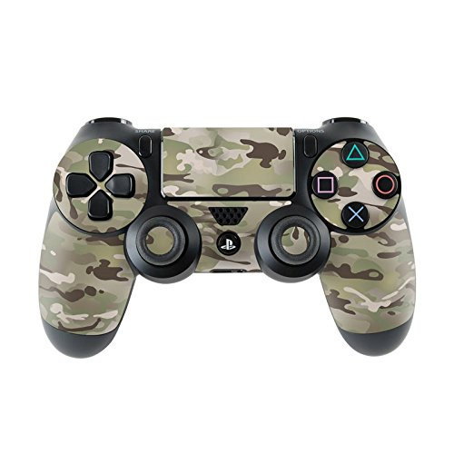 Skins4u Sony Playstation 4 Skin PS4 Controller Skins Design Sticker Aufkleber styling Set auch für Slim & Pro Camouflage styling Set auch für Slim & Pro - FC Camo