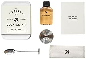 The Carry on Cocktail Kit Gin & Tonic by The Carry on Cocktail Kit