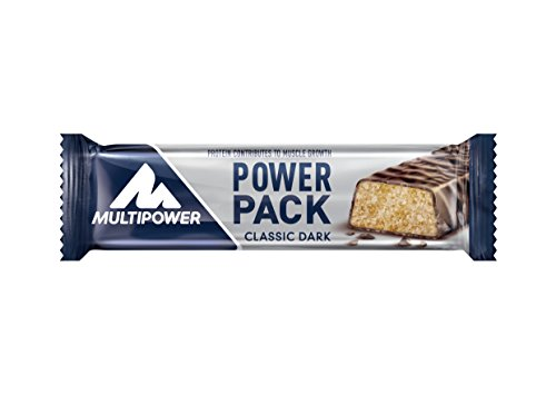 Multipower Power Pack, Classic Dark, 24 x 35 - Bars Gainer Protein Weight