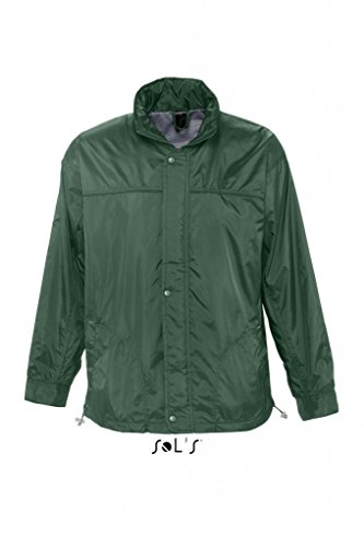 Sols Windjacke Mistral Forest Green