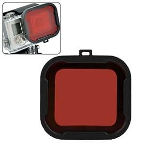 Filtre Rouge Polar Pro Aqua de Plongée Pour GoPro Hero 3+