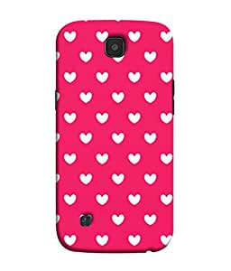 FUSON Designer Back Case Cover for LG K3 :: LG K3 Dual K100 LS450 (Family Friends Happiness Together Sister )