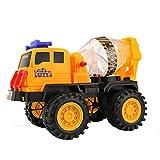 Royalr Spielzeug Große Kunststoff Junge Kinder Spielzeug-Träger-Auto für Kinder Pretend Technik Bagger Cliding Spielzeug Spielsachen