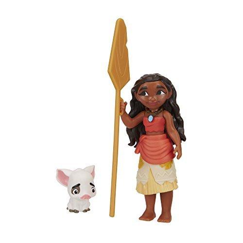 Disney Moana of Oceania and Pua by Disney Princess