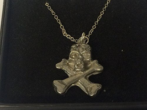 ochen tg513feines englisches Zinn auf einem 61cm, versilberte Panzerkette Halskette codew1geschrieben von uns Geschenke für alle 2016von Derbyshire UK ()