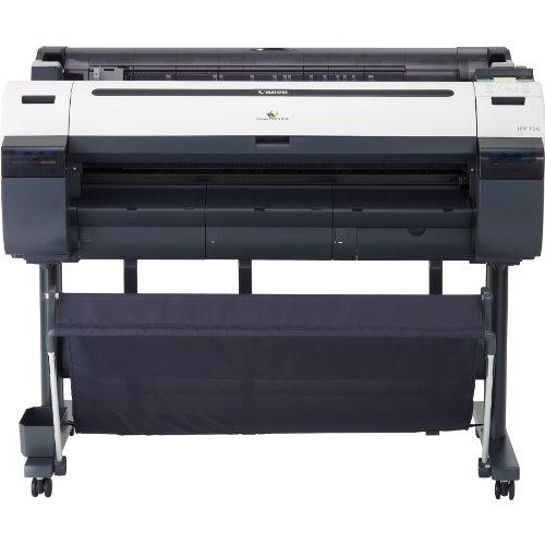 Canon imagePROGRAF iPF750 – Großformatdrucker (10 – 80%, 1304 x 870 x 1062 mm, AC 100-240V (50/60Hz), ± 0.1%, Ethernet, USB, GARO, HP-GL/2) - 3