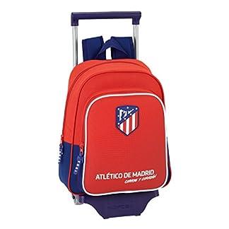 Atletico de Madrid 2018 Mochila Infantil, 34 cm