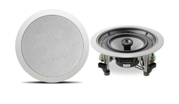 Focal Electra IW 1002 Satellite Speakers: Amazon co uk: Hi-Fi & Speakers