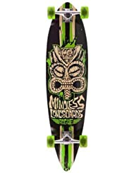 Mindless Rogue Tribal 2 Complete Longboard - Black/Green by Mindless Longboards