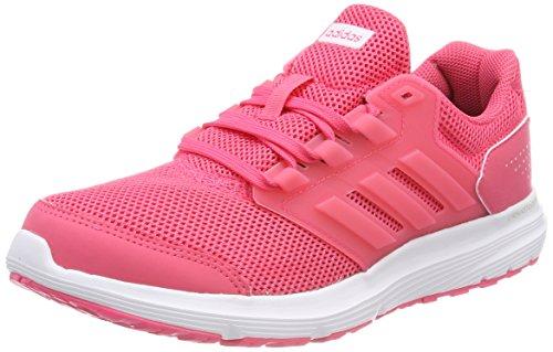 adidas Damen Galaxy 4 Traillaufschuhe, Pink Rosrea/Rostiz 000, 40 EU