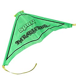 Imported 1pc Kids Paragliding Flying Glider Toy Random Color