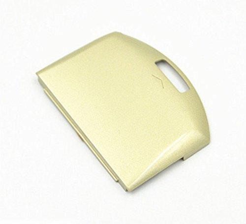 REPLACEME Akku Rückseite Tür Cover Hülle für Sony PSP 1000100110021003Gold (Tür Psp-akku)