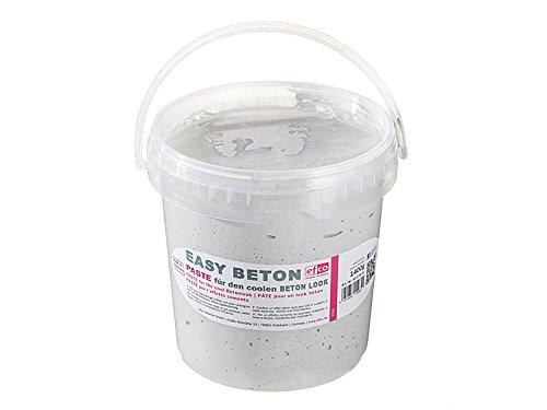 Sescha EFCO Easy Beton Paste in betongrau - 1.4 kg