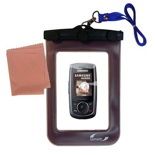 Die Abwaschbare Wasserdichte Schutztasche für die Samsung SGH-M600