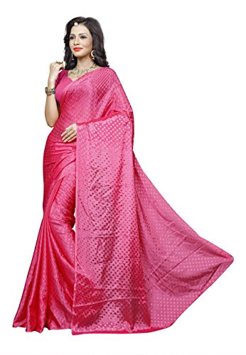 Sonika Brasso Saree (Cnn010_Light Pink)