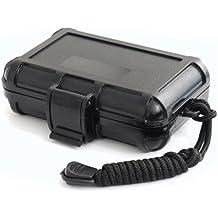 Kleine wasserdichte Box, geeignet für alle GPS Tracker Modelle (TK 102 v3, v6, TK202, TK201 -2, Tk5000) Marke Incutex