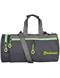 Stalwart 25 L Multipurpose Polyester Sports Duffel Gym Bags for Men Women ad4870c0d4629