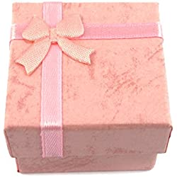 MapofBeauty Gift Boxes Ring Watch Box Cartons Watch Box(Pink)