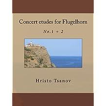 Concert Etudes for Flugelhorn