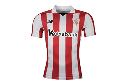 New Balance Athletic Bilbao 17/18 - Maillot de Foot Authentic - Rouge Racing