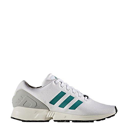 Adidas ZX Flux, ftwr white/sub green/chalk white ftwr white/sub green/chalk white