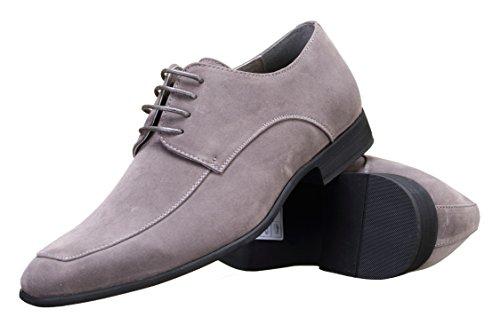 Goor - Chaussure Derbie Dt01s Dan Gris Gris