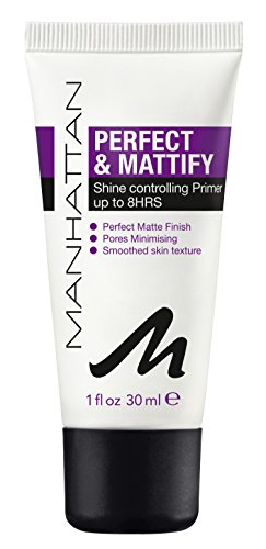 Manhattan Perfect & Mattify Primer, 30 ml