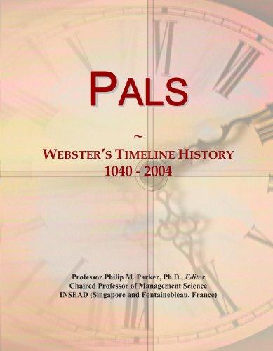 Pals: Webster's Timeline History, 1040-2004