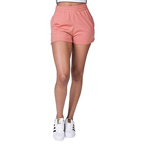 adidas Damen Shorts 3 Stripes, Ash Pink, 38, CY4765
