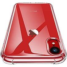 coque iphone xr transparente devant derriere